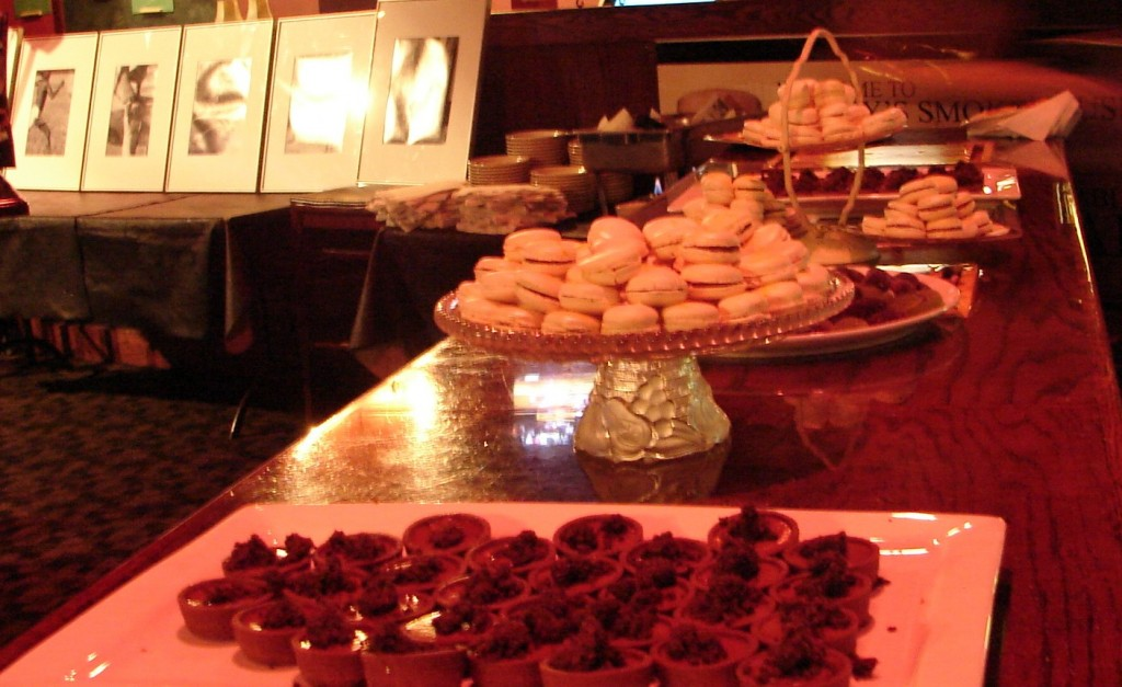 Pastries baked by White House Chef Lauren Haas